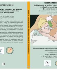 Cuidados de la piel en neonatos portadores de ventilación mecánica no invasiva. Documento de consenso. Prevención de ÚLCERAS POR PRESIÓN en neonatos portadores de VMNI