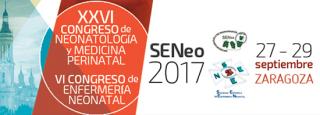 XXVI Congreso de neonatología y medicina perinatal. VI Congreso de enfermería neonatal. Zaragoza 2017.